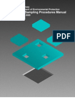 Field Sampling Procedures Manual 2005