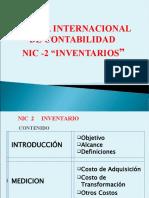 DIAPOSITIVAS DEFINITIVAS NIC 02