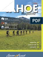 Tahoe Magazine Summer 2011
