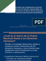 Derechos Humanos y Policía