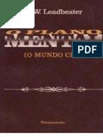 O Plano Mental - C.W. Lead Beater