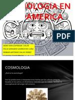 Cosmologia en Me So America