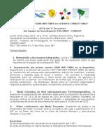 Acta Vii Encuentro Tag Gdri Inti
