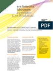 FlexiPacket Microwave Smart Evolution to All-IP Backhaul[1]