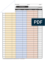 Pathfinder Player Checkbook