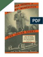 Harmonica Secrets of Borrah Minevitch