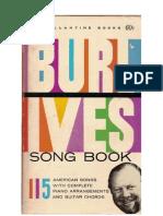 Burl Ives - Song Book A5