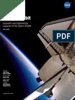 Wings in Orbit Scientific and Engineering Legacies of the Space Shuttle, 1971-2010