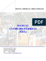 Manual Cloruro Férrico