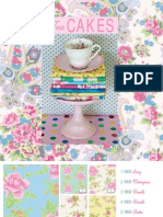 FreeSpirit Fabric - Verna Mosquera Tea Cakes Booklet