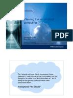 McKinsey Cloud Matters