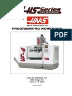 Manual Haas Mill