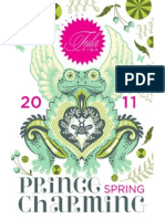 FreeSpirit Fabric - Prince Charming Patterns from Tula Pink - Spring 2011