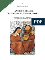 FranciscoDeAsisElSantoJuglarDeDios
