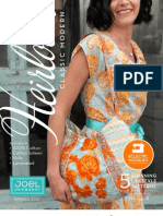 FreeSpirit Fabric - Joel Dewberry Heirloom Brochure