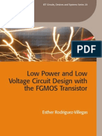 [Esther Villegas Low Power and Low Volt