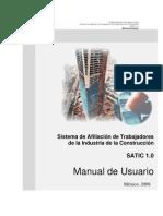 SATIC (ManualdeUsuarioPatron)