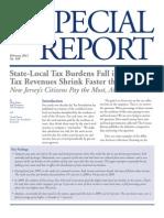 Tax Foundation Burden by State Sr189
