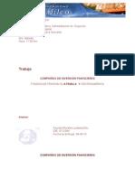COMPAÑÍAS DE INVERSIÓN FINANCIERAS