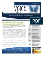 Big Voice Newsletter Ap/May