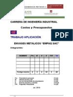 Expo Sic Ion Costos y Procesos