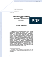 Langues Et Stigma Ti Sat Ions Sociales Au Maghreb.85-102.
