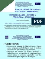 20 Modelo Para Evaluar El Deterioro Agroecologio y Ambient