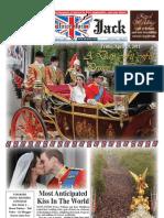 Union Jack News — May 2011