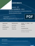 MODULO 1 - AULA 1 - LF
