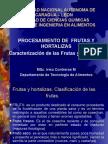 Frutas y Hortalizas ACTIVIDAD No. 1