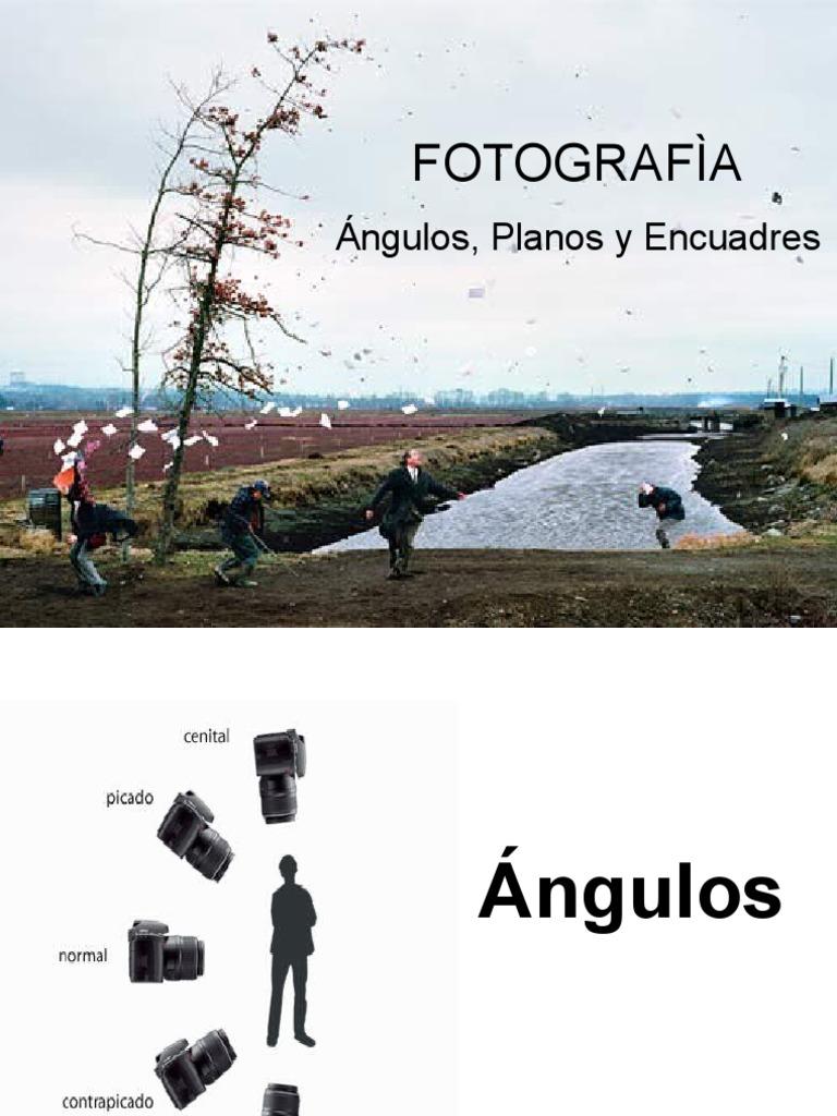 Clase fotografía, Angulos, planos y encuadres