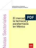 El Mercado de La Pharmacia en Mexico