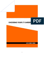 Choosing Your It Career Path