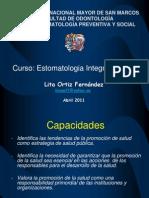 Clase Promocion Salud Integrada 1-1