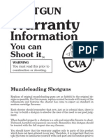 CVA Shotgun