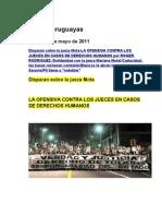 Noticias Uruguayas 28 Mayo 2011