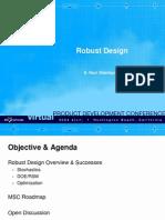 Robust Design