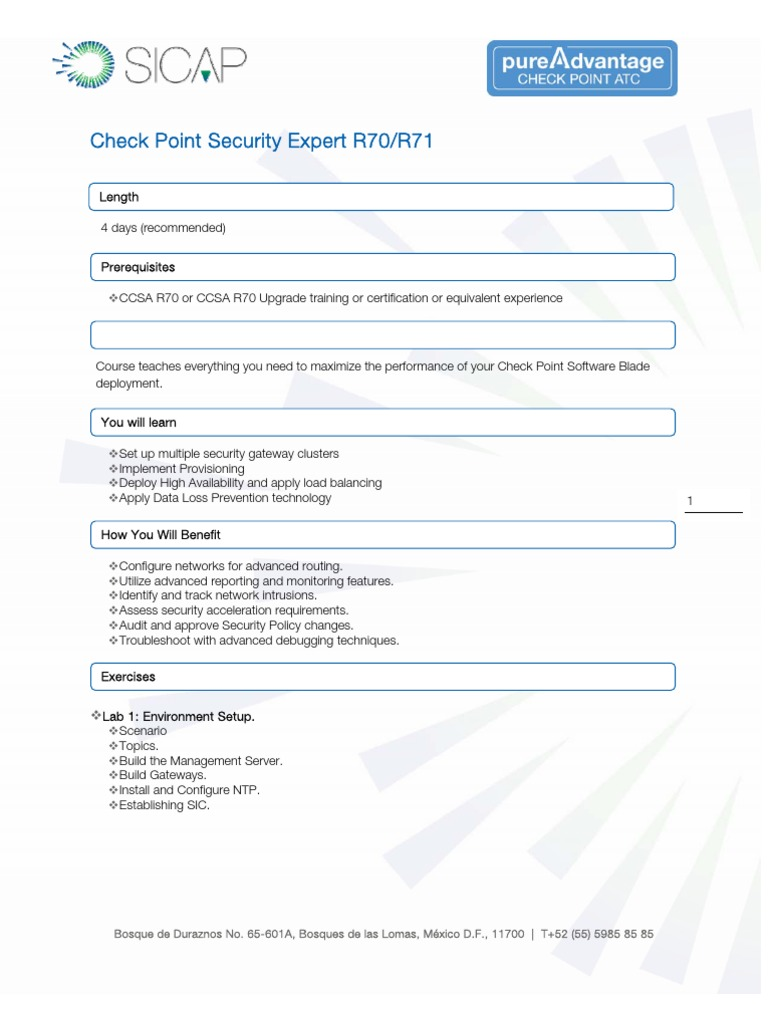 15044_CKP-R71II check Point Security Expert R70-R71