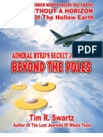 ADMIRAL BYRD'S SECRET JOURNEY BEYOND THE-POLES (Tim R. Swartz)