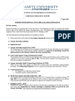 7ce98Summer Internship - B. Tech. (2008-12)