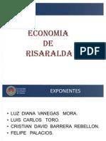 Expocicion Original Economia de Risaralda