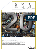 AMANA Vol5 Issue 1 - Apr 2011 - 20th Anniversary Assembly