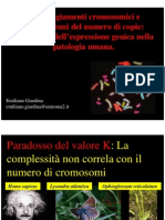patologia cromosomica