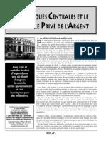 Nexus 01 Les Banques Centrales Et Le Controle Prive de L Argent