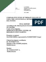 Comparative Study of Using Ddfao Esg System