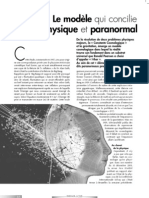 Nexus 55 Cosmologie Le Modele Qui Concilie Physique Et Paranormal 2008