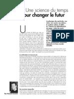 Nexus 58 Une Science Du Temps Pour Changer Le Futur La Theorie Du Dedoublement J P Garnier Malet
