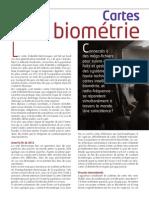 Nexus 66 Libertes Cartes d Identite La Biometrie Mondialisee Janv 2010