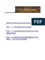 Izaharul Haq- Part 1-3