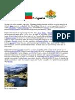 Bulgaria PreZenTare Generala